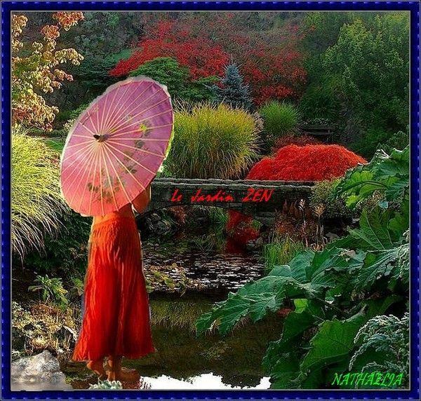 Jardin zen particulier centerblog for Jardin zen particulier